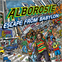 Album: ALBOROSIE - Escape from babylon
