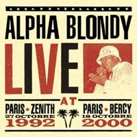 Album: ALPHA BLONDY - Live