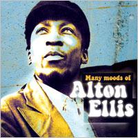 Album: ALTON ELLIS - Many moods of Alton Ellis