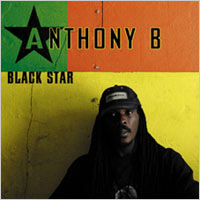 Album: ANTHONY B - Black star