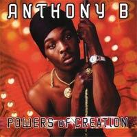 Album: ANTHONY B - Powers Of Creation