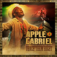 Album: APPLE GABRIEL - Teach them right