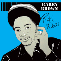 Album: BARRY BROWN - Right Now