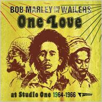 Album: BOB MARLEY & THE WAILERS - One Love at Studio One 1964-1966