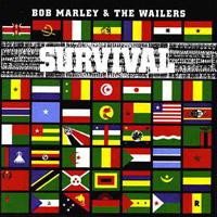 Album: BOB MARLEY - Survival