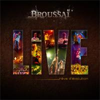 Album: BROUSSAI - Rêve d'évolution (Live)