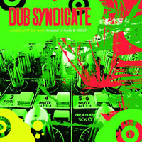 Album: DUB SYNDICATE - Overdubbed by Rob Smith