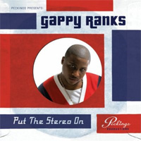 Album: GAPPY RANKS - Put the stereo on