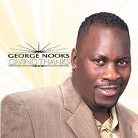 Album: GEORGE NOOKS - Giving Thanks