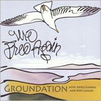 Album: GROUNDATION - We free again