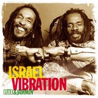 Album: ISRAEL VIBRATION - Live & Jahmin'