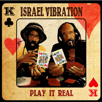 Album: ISRAEL VIBRATION - Play It Real