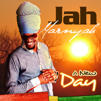 Album: JAH MARNYAH - A New Day