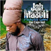 Album: JAH MASON - My princess gone / The saga bed