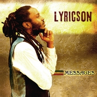 Lyricson - Messages (Cover - Tracklist)
