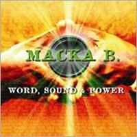Album: MACKA B - Word, Sound & Power