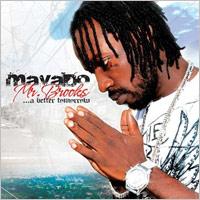 Album: MAVADO - Mr Brooks : A better tomorrow