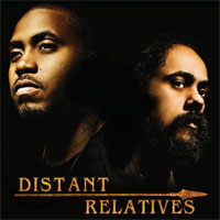 Album: DAMIAN MARLEY & NAS  - Distant relatives