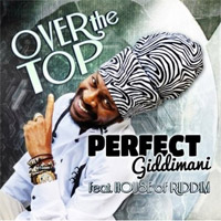 Album: PERFECT - Over The Top