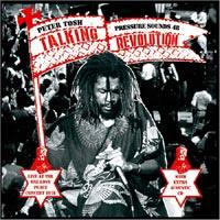 Album: PETER TOSH - Talking Revolution