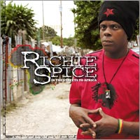 Album: RICHIE SPICE - In the streets to Africa