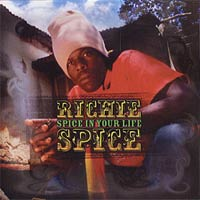 Album: RICHIE SPICE - Spice in your life