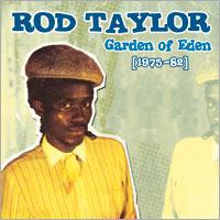 Album: ROD TAYLOR - Garden of Eden (1975-1982)
