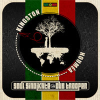 Album: SOUL SINDIKATE & DUB TROOPER - Kingston Noum�a