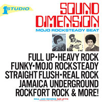 Album: SOUND DIMENSION - Mojo Rocksteady Beat