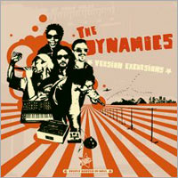 Album: THE DYNAMICS - Version Excursions