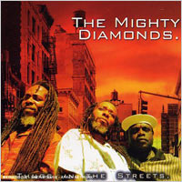 Album: THE MIGHTY DIAMONDS - Thugs in the streets