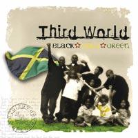 Album: THIRD WORLD - Black, Gold & Green