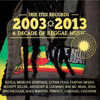 Album: VARIOUS ARTISTS - 2003-2013 : A Decade of Reggae Music