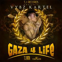 Album: VYBZ KARTEL - Gaza For Life
