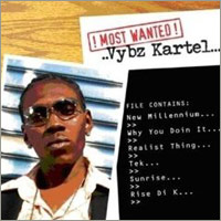 Album: VYBZ KARTEL - Most wanted