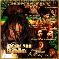 Album: YAMI BOLO - Ministry