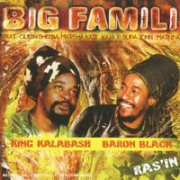 Album: BIG FAMILI - Ras'In