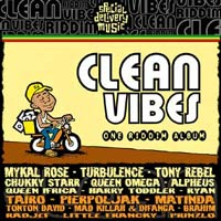 Album: COMPILATION - Clean Vibes