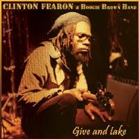 Album: CLINTON FEARON - Give and Take