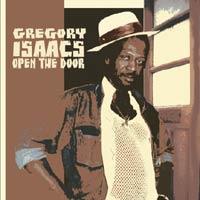 Album: GREGORY ISAACS - Open the door