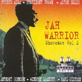 Album: JAH WARRIOR - SHOWCASE VOLUME 2