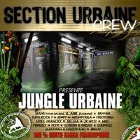 Album: SECTION URBAINE CREW - Jungle urbaine