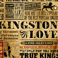 Album: VARIOUS ARTISTS - Kingston Love