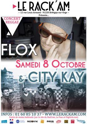 Flox & City Kay - Reggaefrance.com