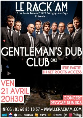 Gentleman's Dub Club - Reggaefrance.com