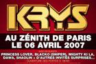 News reggae : Krys au Zénith de Paris le 6 avril