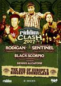 News reggae : Le Riddim Clash 2007 en DVD