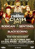 News reggae : Riddim Clash 2007