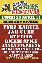 News reggae : Le Rockers Festival en tournée
