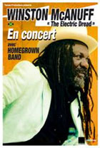 News reggae : Winston McAnuff en tournée